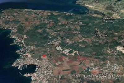 Building land in a great location in Umag