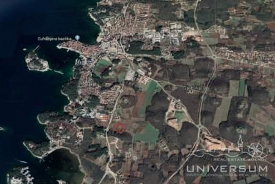 Building land in Poreč