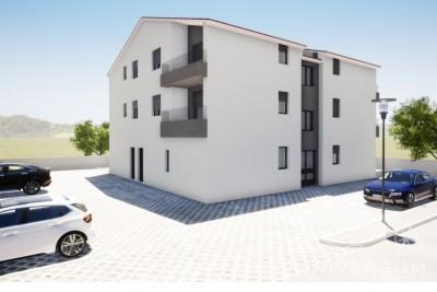 Apartment near Umag, Zambratija - under construction